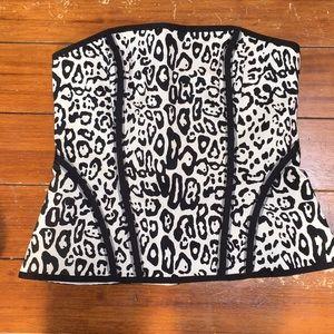 White House Black Market corset size 6